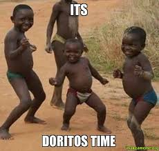 ITS DORITOS TIME - Dancing Black Kids | Make a Meme via Relatably.com