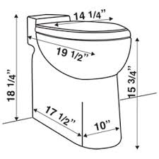 space saving toilet dimensions. sanicompact 48 dimensions space saving toilet