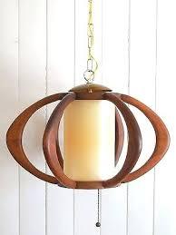 hanging swag lamp vintage mid century danish modern wood hanging swag light lamp modern swag lamp hanging swag lamp