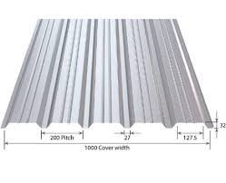 Tata Cgi Sheet Weight Chart Roofdek Tata Steel Structural Roof Decking And Liner Trays