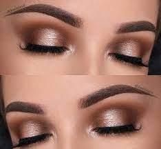45 brown eyes makeup looks and