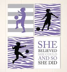 soccer girl wall art zebra girls art girls motivational quote custom girls room decor teen girl wall art sports art set of 4 prints art girl  on motivational quotes for athletes wall art with soccer girl wall art zebra girls art girls motivational quote