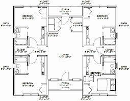 3 bedroom floor plan with dimensions pdf elegant 3 bedroom house plans pdf free south