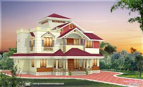 2215 square feet 4 bedroom house design kerala home design and