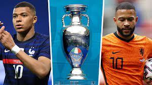ترتيب مجموعات يورو 2020، جدول المباريات والقنوات الناقلة