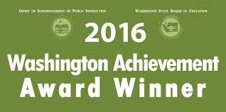Achievement Awards For Elementary Students Pioneer One Of Two Arlington Schools Honored With Washington