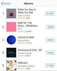 Itunes Top 100 Dance Chart Bts Jumps Hundreds Of Spots To Top Itunes Album Charts Allkpop
