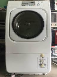 Điện Máy Nhân Tâm -Chuyên HÀNG NỘI ĐỊA NHẬT CŨ GIÁ RẺ - 1> Máy giặt nội địa  SANYO AWD-AQ150 + Khối lượng giặt 9kg,có sấy 6KG + XX Nhật Bản ,năm