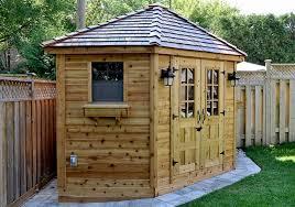 cedar garden shed. Contemporary Garden Shed Kits Cedar Outdoor Living Today Throughout Cedar Garden L