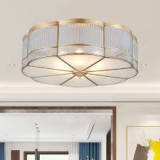 colonial clover ceiling mounted light