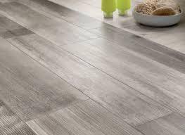 Medium Grey Tile Looks Like Wood