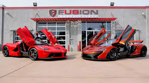 One dealer has a LaFerrari and McLaren P1 for sale | Top Gear