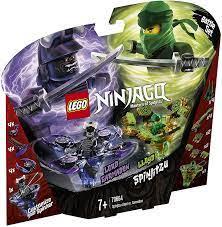 Lego 70664 Ninjago Spinjitzu Lloyd vs. Garmadon (Vom Hersteller Nicht mehr  verkauft): Amazon.de: Spielzeug