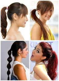 Diffrent Hair Style ideas to look trendy with different hairstyles for college girls 2945 by wearticles.com