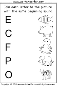 Help your kids differentiate between the vowel letters and consonant letters. Worksheet Phonics For Preschool Hatunisi