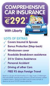 mcsharry foley motor insurance sligo ireland luxury car insurance quotes