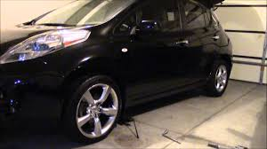 350z Lug Pattern Classy Nissan Leaf With 48z Staggered Wheels And Tires YouTube