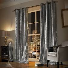 Silver Bedroom Curtains Iliana Silver Curtains By Kylie Minogue Home Decor Master