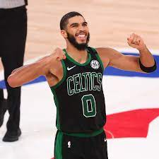 The celtics compete in the national basketball association. A Young Core Carries The Celtics Past The Raptors But There S More Work To Do The New York Times