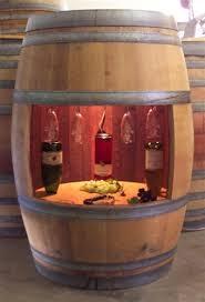 Image Whiskey Barrel Alternative Views California Vines Full Barrel Wine Cabinet Wine Rack California Vines