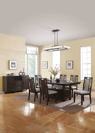 f2383 espresso dining table