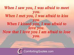 I Love Him Quotes