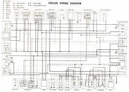 yamaha xt 500 wiring diagram wiring diagrams 1975 xs650b jpg