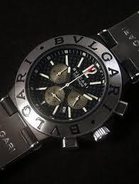 bvlgari diagono chronograph white rubber mens watch 101801 bvlgari diagono chrono c f black dial men replica watch cheap bvlgari watch discount