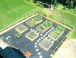 raised bed vegetable garden design raised bed veg garden layout vegetable garden fall makeover plans raised bed vegetable garden layout plans