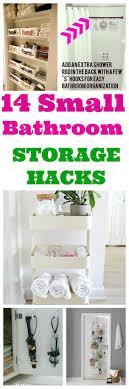 Small Bathroom Ideas Including 14 Storage Solutions, Decor Ideas & Tips