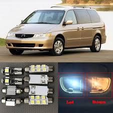 13pcs Xenon White LED Light Bulbs Interior Package Kit For 1999 ...