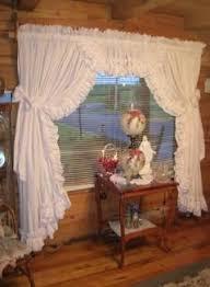 Vickieu0027s Ruffled Curtains