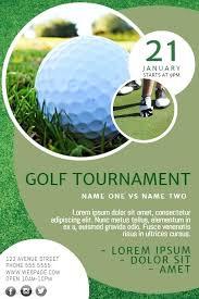 Golf Brochure Template – Vanilja