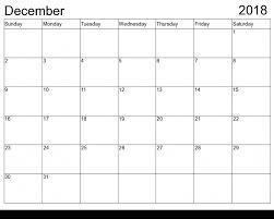 December 2018 Calendar Archives Free March 2019 Calendar Printable