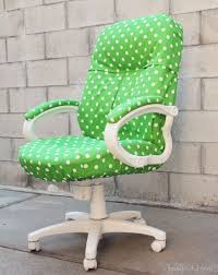 office chair makeover. Tutorial That Shows How To Transform Old Desk Chairs Into Adorable Ones Like You See Here Office Chair Makeover