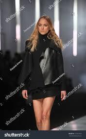 Zagreb Croatia March 14 Fashion Model Stock Photo (Edit Now) 131657912