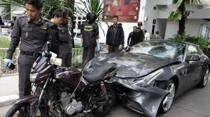 2018 ferrari ff. Contemporary Ferrari Latest Car Accident Of Ferrari FF  Road Crash Compilation Auto  Traffic 2016 2017 2018 On Ferrari Ff