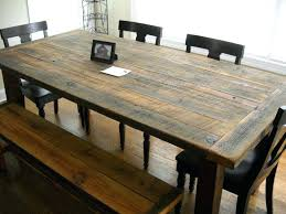Build Dining Room Table Best Decoration