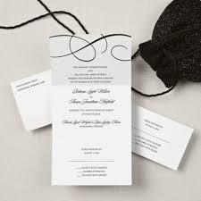 seal and send wedding invitations elegant elegant scroll seal and send wedding invitation