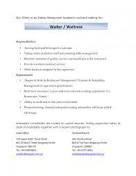 waitress resume example server waitress resume sample resume companion hostess resume skills job and resume template night club hostess