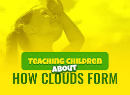 Teaching Children About How Clouds Form Cloud Experiments For Kids