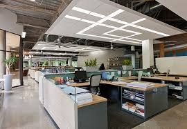 office ceiling design. Open Ceiling Office Design