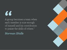 Group Quotes Delectable A Group Becomes A Team