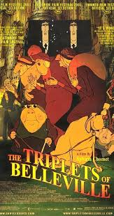 Cartoon Film The Triplets Of Belleville 2003 Imdb