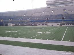 Liberty Bowl Section 119 Rateyourseats Com