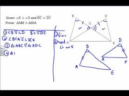 Triangle Proofs Triangle Proof Example 5