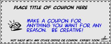 Customizable Coupons Under Fontanacountryinn Com