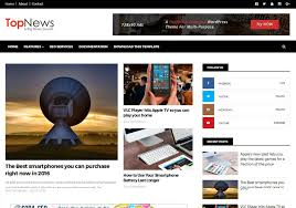 best news template for blogger top news responsive blogger template blogspot templates 2019
