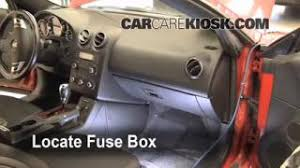 interior fuse box location 2005 2010 pontiac g6 2007 pontiac g6 2005 2010 pontiac g6 interior fuse check