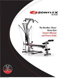 Bowflex Blaze Users Manual Bfx_blaze_om_revb_